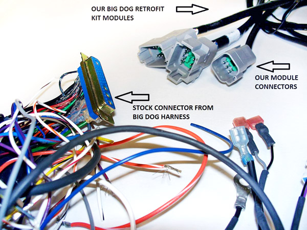 69_1_600px wire plus wire plus now offers harness modification for big dog Custom Chopper Wiring Harness at fashall.co